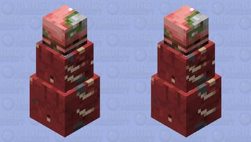 Striders Minecraft Mob Skin