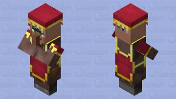 Quest Giver Minecraft Mob Skin