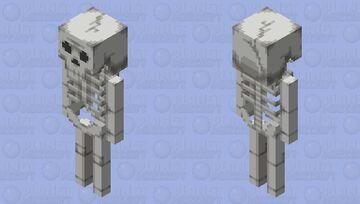 Bewitchedx32 - Skeleton Minecraft Mob Skin