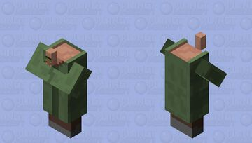 smol head Minecraft Mob Skin