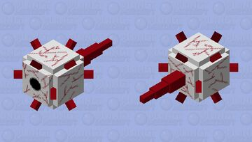Eyeball Minecraft Mob Skin