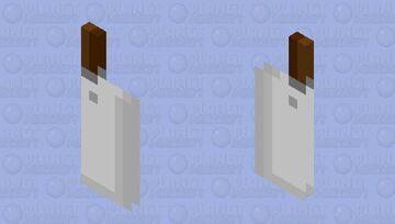 Kitchen Cleaver Cape by Blade_51 Minecraft Mob Skin