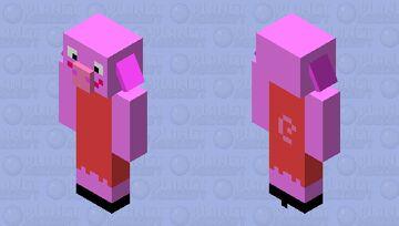 Peppa Pig (FIXED) Minecraft Mob Skin