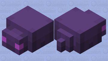 The Endermite (Retexture) (ver.2) Minecraft Mob Skin