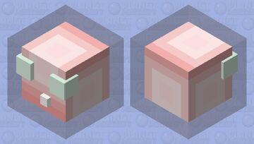 Sugary Slime! I think.. heh.. Minecraft Mob Skin