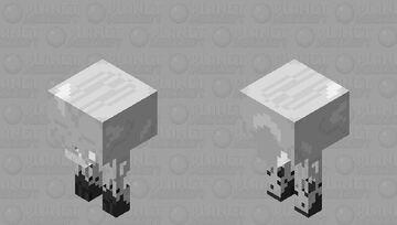 Scrider - (Halloween mobs event🎃) Minecraft Mob Skin