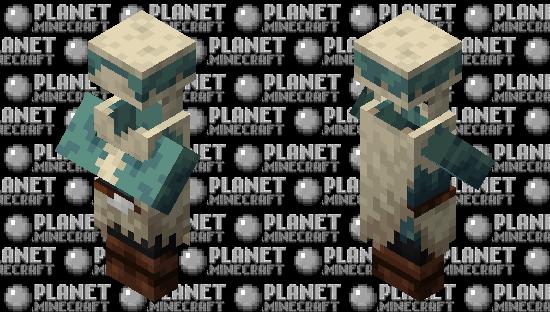 Biome snow Minecraft Skin