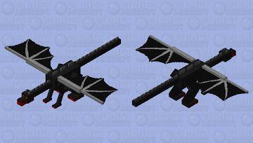 Killer Dragon Minecraft Mob Skin
