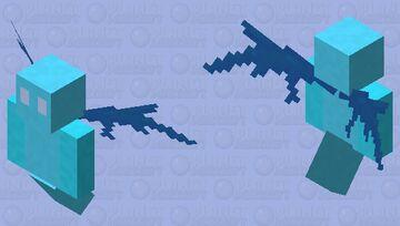 Allay Minecraft Mob Skin