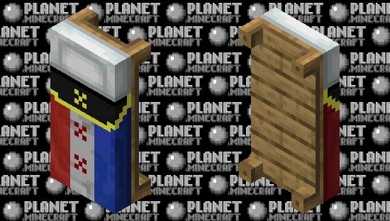 L'manburg bed Minecraft Skin