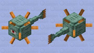 Guardian   Rework Minecraft Mob Skin