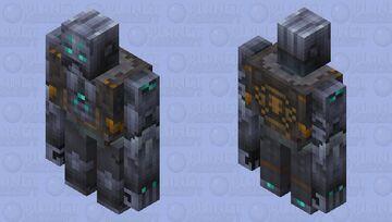 Bob - Overwatch Minecraft Mob Skin