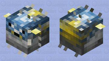 Tropical Pufferfish (full) Minecraft Mob Skin