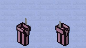 Among us rose or pale / zombie / low resolution / remade Minecraft Mob Skin