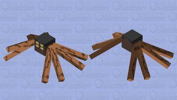House head (Trevor Henderson) Minecraft Mob Skin