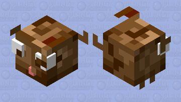 dirt slime Minecraft Mob Skin
