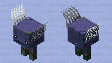 An odd strider I had in a dream (HD skin) Minecraft Mob Skin