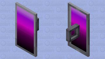 purple hues Minecraft Mob Skin