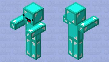 BEWARE!!!! Its skeppy the Zombie! Minecraft Mob Skin