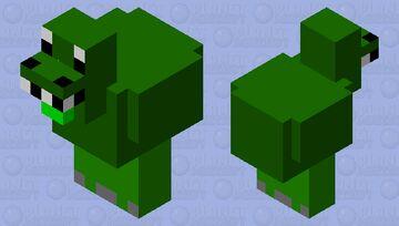 DINO Minecraft Mob Skin