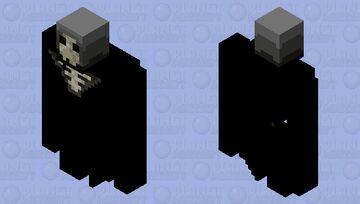 Grim reaper Minecraft Mob Skin