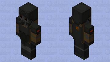 Mobile Task Force Epsilon-11 Minecraft Mob Skin
