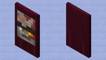 Abominationllager / Cape Minecraft Mob Skin