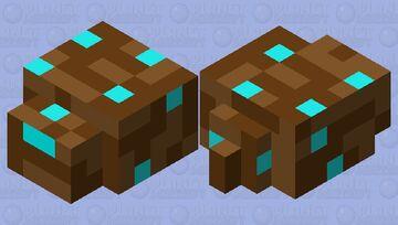 Soul Endermite Minecraft Mob Skin
