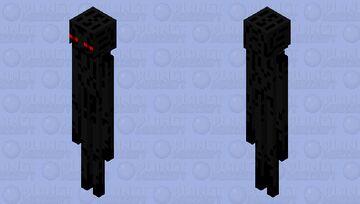red eyes Minecraft Mob Skin
