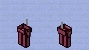 Among us coral / zombie / low resolution / remade Minecraft Mob Skin