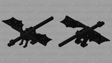 Darkstalker (WOF) Minecraft Mob Skin