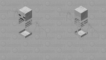 skeleton bat kinda halloweeny but enhhh Minecraft Mob Skin