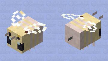Ghost bee Minecraft Mob Skin