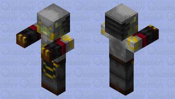 Kaikanjei Imperial Guard (Patriam MC) Minecraft Mob Skin