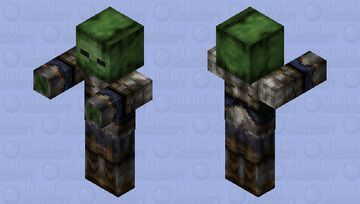 The~knight~Who~Dug~Himself~From~The~Grave | 2x HD Minecraft Mob Skin