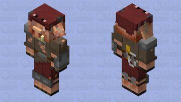 Strider Hunter Minecraft Mob Skin
