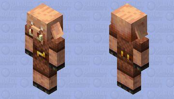 Piglin / Re-texturing / remade Minecraft Mob Skin