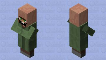 😁😁😁 Minecraft Mob Skin