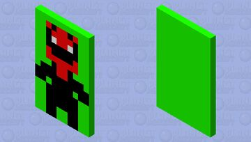 Looks this is bad SO bad looking Minecraft Mob Skin