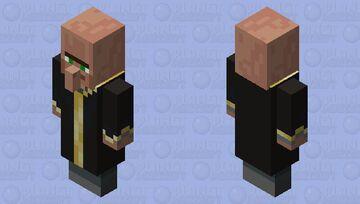 DIsguised villager Minecraft Mob Skin