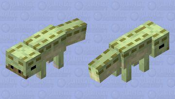 small nodosaurus Minecraft Mob Skin