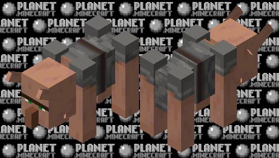 Vavager Minecraft Skin