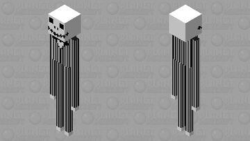 Jack Skellington Minecraft Mob Skin