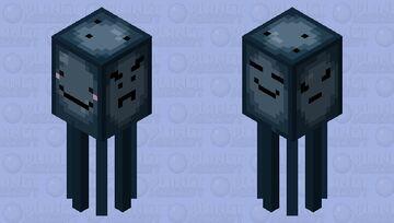 strange squid Minecraft Mob Skin