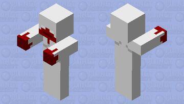 RTX SCP 096 Minecraft Mob Skin