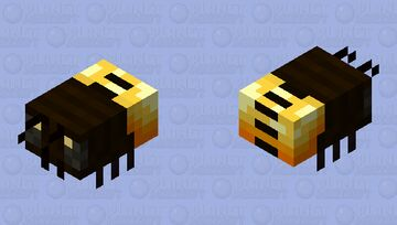 Honey Ant / Big Minecraft Mob Skin