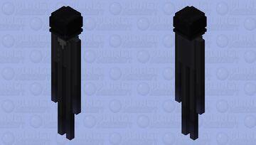 Thin Man (Little Nightmares II) Minecraft Mob Skin