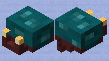 snail / (nether/warped) Minecraft Mob Skin