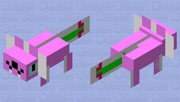 neonsea (kinda no be worky) Minecraft Mob Skin