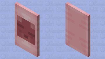 *~ Red Bear Cape ~* Minecraft Mob Skin